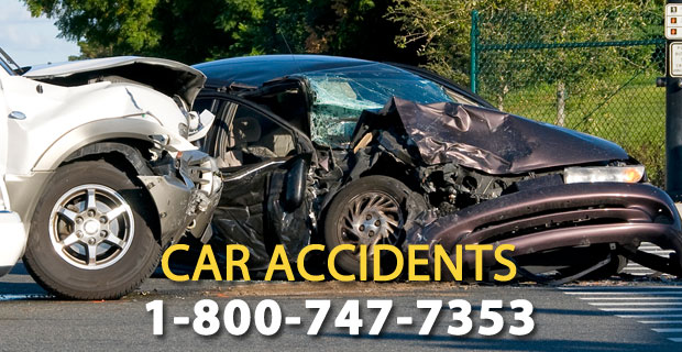 Car Accident Attorney - James Self