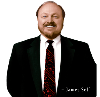 Oklahoma's Workers Comp Lawyer, James Self