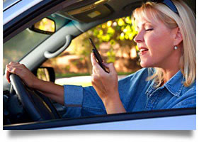 Oklahoma Texting While Driving Accident Injury Attorneys